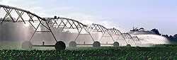Pivot Irrigation Anchors